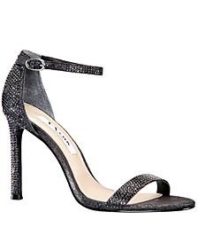 Dayzee Ankle-Strap Sandals