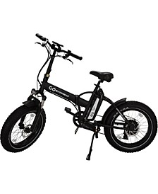 GoExpress Fat Tire Foldable Electric Bike