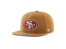 San Francisco 49ers x Carhartt Captain Cap