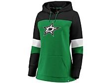 Dallas Stars Women's Colorblocked Fleece Sweatshirt