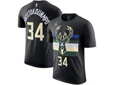 Nike Milwaukee Bucks Giannis Antetokounmpo Men S Authentic Mvp Jersey Reviews Sports Fan Shop By Lids Men Macy S