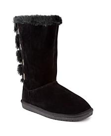 Women's Panthea Fuzzy Winter Tall Boots