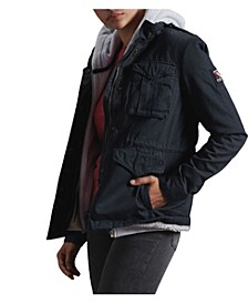 Women's Classic Rookie Borg Jacket