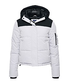 Women's Quilted Everest Jacket