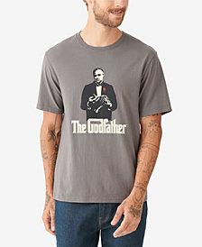 Lucky Brand Men's Godfather Cat T-shirt