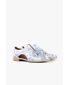 Tie Dye Cowman Women's Loafer Flat