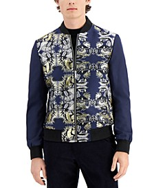 Men's Limited Edition Roaring Tiger Bomber Jacket