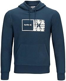 Men's Natural Hooded Sweatshirt