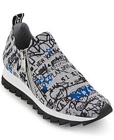 Azza Zip Sneakers