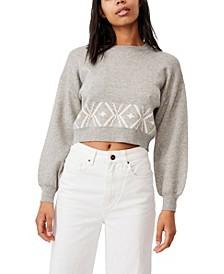 Women's Chloe Crew Luxe Pullover