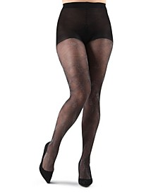 Women's Statement Shimmer Sheer Tights
