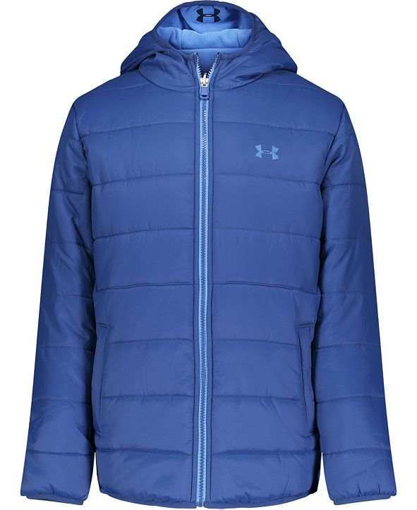 Under Armour Toddler Boys Reversible Pronto Puffer Jacket