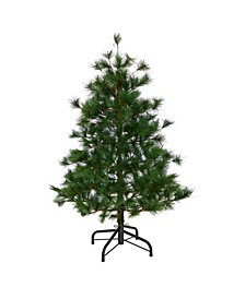 Yukon Mixed Pine Artificial Christmas Tree with 366 Bendable Branches