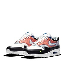 Men's Air Max 1 Recycled Casual Sneakers from Finish Line