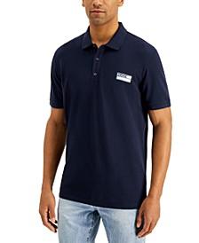 Men's Blue Diran Exclusive Polo Shirt