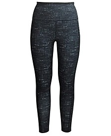 Textured High-Rise Leggings, Created for Macy's