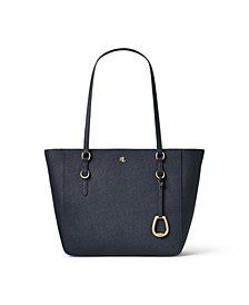 Leather Medium Shopper