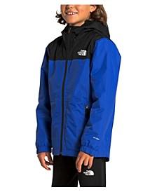 Big Boys Warm Storm Rain Jacket