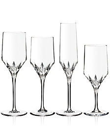 Vera Wang Wedgwood Peplum Stemware Collection