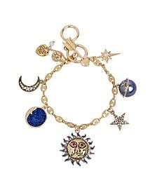 Celestial Mixed Charm Bracelet