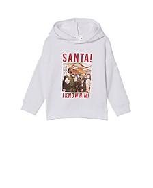 Little Girls License Hoodie Sweatshirt