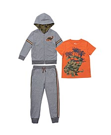 Little Boys 3 Piece Set