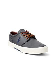 Men's Faxon Low Leather Sneakers
