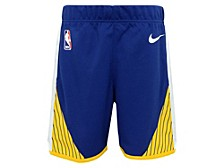Toddler Golden State Warriors Icon Replica Shorts