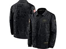 Men's San Francisco 49ers Salute to Service Jacket