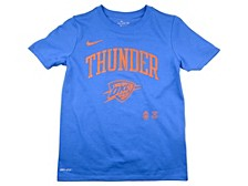 Oklahoma City Thunder Youth Facility T-Shirt