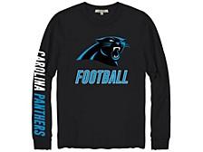 Men's Carolina Panthers Zone Read Long-Sleeve T-Shirt