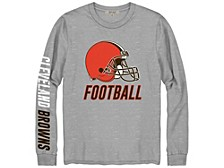 Cleveland Browns Men's Zone Read Long Sleeve T-Shirt