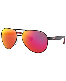 Armani Exchange Sunglasses, AX2031S
