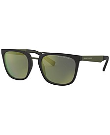 Armani Exchange Sunglasses, AX4090S 55