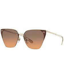 Sunglasses, BV6116