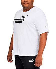 Big and Tall Men's Logo T-Shirt