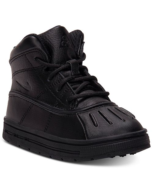 super cute 73da5 f76bb ... Nike Kids Shoes, Boys Woodside 2 High Boots from Finish Line ...