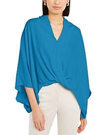 Batwing-Sleeve Blouse, Created for Macy's