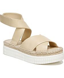 Brock Platform Sandals