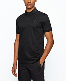 BOSS Men's Paulox Regular-Fit Polo Shirt