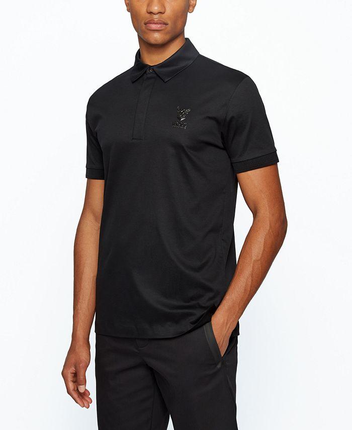 Hugo Boss - Men's Paulox Regular-Fit Polo Shirt
