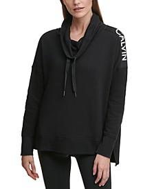 Cowlneck Fleece Sweatshirt