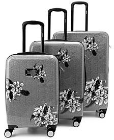 Essence 3-pc Hard Spinner Luggage Set
