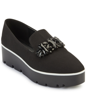 Karl Lagerfeld BRI LOAFER FLATS WOMEN'S SHOES