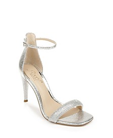 Women's Easter High Heel Evening Sandal
