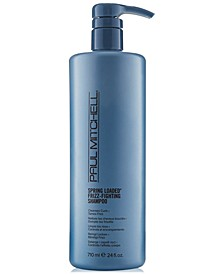 Spring Loaded Frizz-Fighting Shampoo, 24-oz., from PUREBEAUTY Salon & Spa