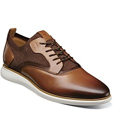 Men's Fuel Knit Plain Toe Oxford Shoe