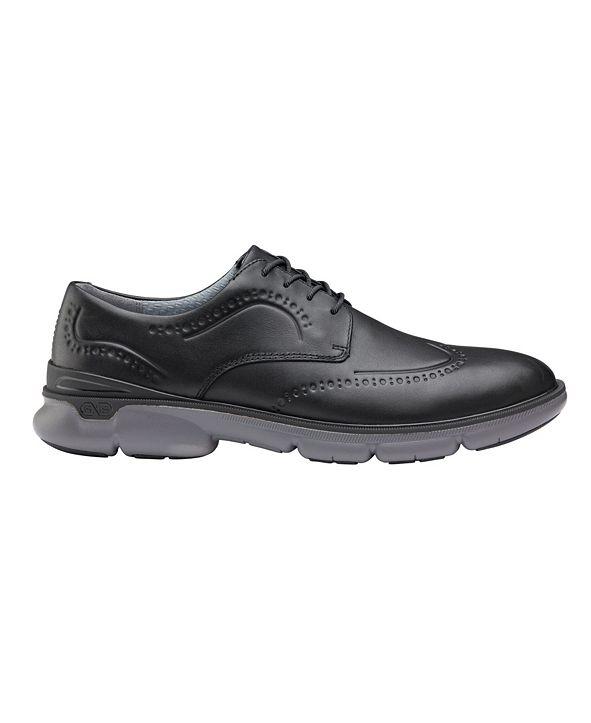 Johnston & Murphy Men's XC4 Water-resistant Tanner Wingtip Oxford Shoes