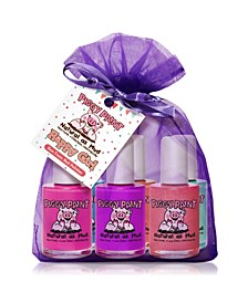 Happy Girl Nail Paint, Set of 6