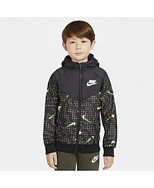 Big Boys Sportswear Windrunner Jacket